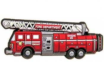 Jibbitz 019 Firetruck
