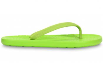 Crocs Chawaii Flip Flop volt green