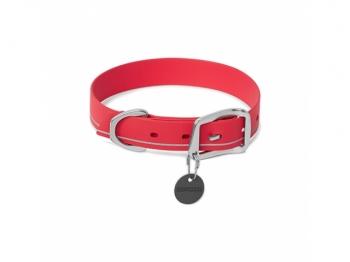 Ruffwear Headwater Collar red currant new