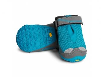 Ruffwear Grip Trex Boots blue spring n..