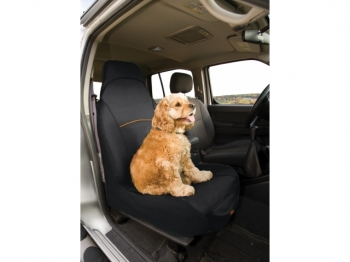 Kurgo Co Pilot Seat Cover black