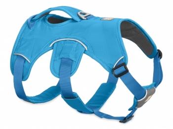 Ruffwear Web Master Harness blue dusk