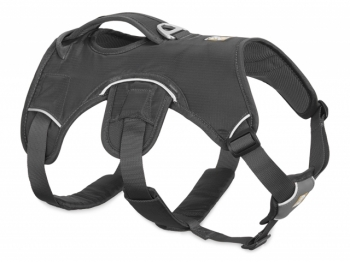 Ruffwear Web Master Harness twilight gray new