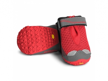 Ruffwear Grip Trex Boots red currant n..