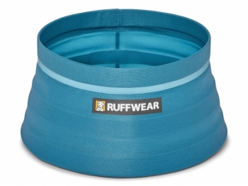 Ruffwear Bivy Bowl new blue spring