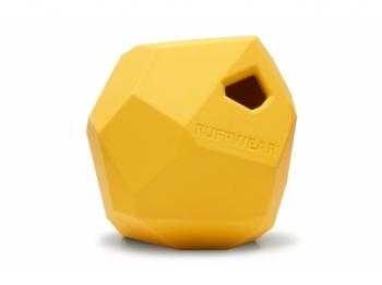 Ruffwear Gnawt a Rock dandelion yellow