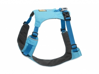 Ruffwear Hi and Light Harness blue atoll