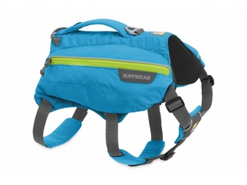 Ruffwear Single Track Pack blue dusk