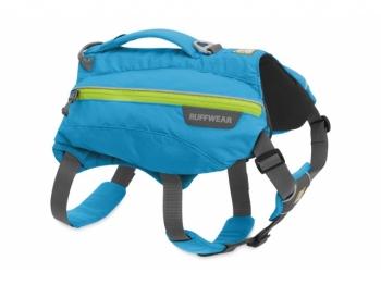 Ruffwear Single Track Pack blue dusk