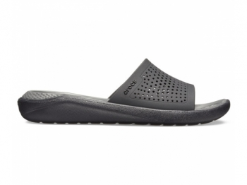 Crocs Lite Ride Slide black slate grey