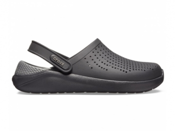Crocs Lite Ride Clog black slate grey