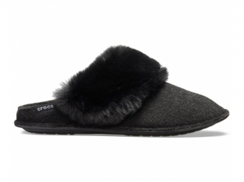Crocs Classic Luxe Slipper black