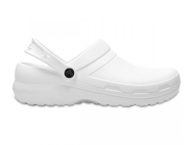 Ii Crocs Specialist Works Crocs White QCshrtd