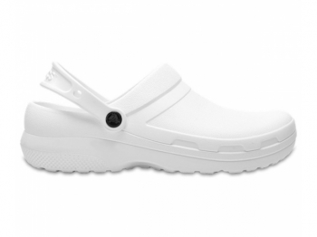 Crocs Works Specialist II white