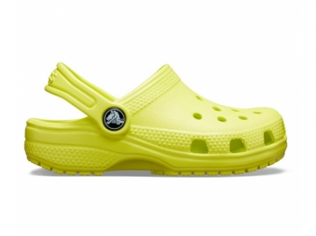 Crocs Kids Classic Clog citrus