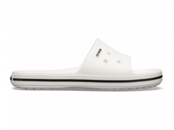 Crocs Crocband III Slide white black