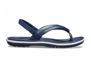 Crocs Ks Crocband Strap Flip navy