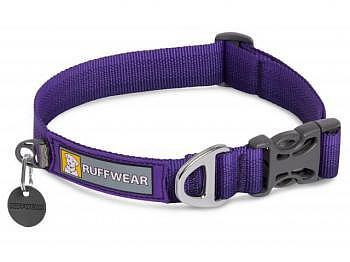 Ruffwear Front Range Collar huckleberry blue