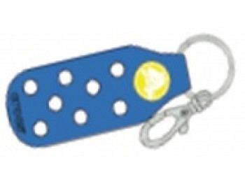 Crocs Key Chain varsity blue burst
