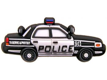Jibbitz 012 Police Car