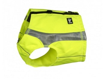 Hurtta Lifeguard Polar Vest new yellow