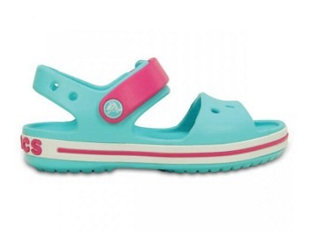 Crocs Ks Crocband Sandal pool candy pink