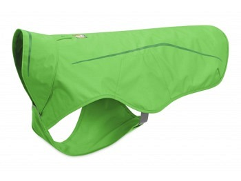 Ruffwear Sun shower Rain Jacket meadow green