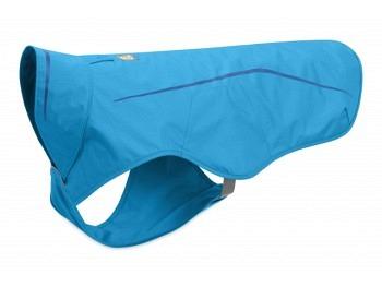 Ruffwear Sun shower Rain Jacket blue dusk