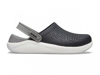 Crocs Lite Ride Clog black smoke