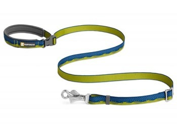 Ruffwear Crag Leash green hills