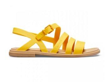 Crocs Ws Tulum Sandal canary tan