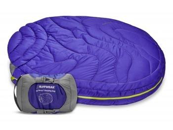 Ruffwear Highlands Sleeping Bag huckleberry blue