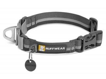Ruffwear Web reaction collar granite gray