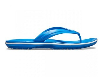 Crocs Crocband Flip Flop bright cobalt white