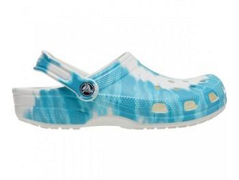 Crocs Tie Dye Graphic Clog digital aqua