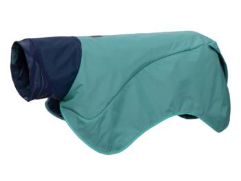 Ruffwear Dirtbag Dog Drying Towel aurora teal