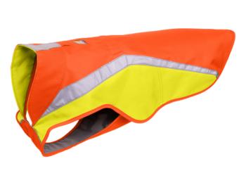 Ruffwear Lumenglow Hi Vis Dog Jacket blaze orange