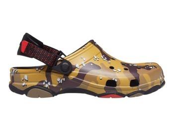 Crocs Classic All Terrain Camon Clog black brown